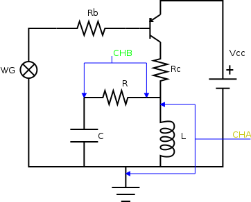 Tank Circuit, two references
